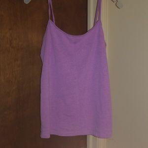 Light purple cami